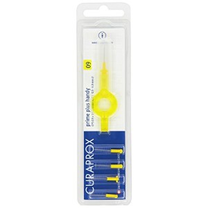 CURAPROX 6040909 CPS Prime Plus Handy 09 Interdental Brushes by Curaprox