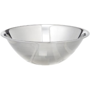 ExcelSteel 220 4-1/4-Quart Stainless Steel Mixing Bowl by ExcelSteel