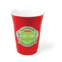 Kikkerland磁器Party Cup