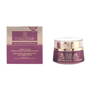 Magnificent Plus Regenerating Eye Cream Plumping spf15 by COLLISTAR