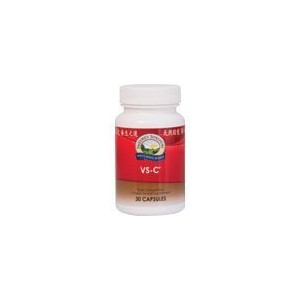 Naturessunshine VS-C TCM Concentrate Supports Immune System Herbal Supplement 30 Capsules (Pack of...