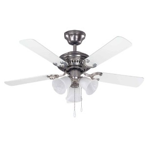 Canarm SEYMOUR BPT Seymour 3-Light Ceiling Fan, 42-Inch by Canarm