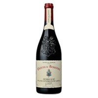 Chateau de Beaucastel- Chateauneuf du Pape (case of 6)