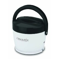 Crock-Pot SCCPLC200-PK 20-Ounce Lunch Crock Food Warmer フード ジャー 加温器 20オンス ブラック