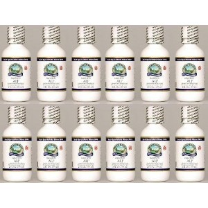 Naturessunshine ALJ Liquid Supports Respiratory System Liquid Herbs 2 fl. oz (Pack of 12) by Nature...