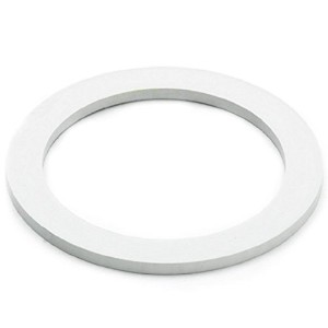 Bialetti Replacement Rubber Seal Gasket Ring Steel 6 Cup Coffee Espresso Maker