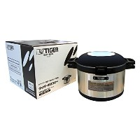 Tiger Corporation NFI-A600 Non-Electric Thermal Slow Cooker 6.34qts / 6.0 L by Tiger Corporation
