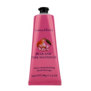 [Crabtree & Evelyn] Pear & Pink Magnolia Ultra-Moisturising Hand Therapy 100g/3.5oz