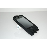 SAGLIFE 【iPhone 4/4S CASE】アイホンケース (BLACK)
