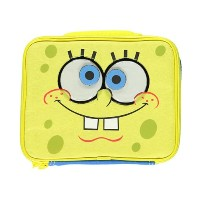 Lunch Bag - Spongebob Spongey - Buddy Kit Case New 818682