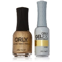 Orly Nail Lacquer + Gel FX - Perfect Pair Matching DUO - Luxe