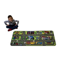 "Learning Carpets Value City Life Play Carpet, 27"" x 60"""