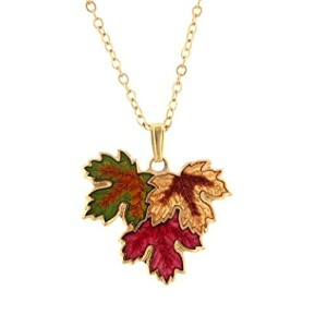 Fall Leavesネックレス