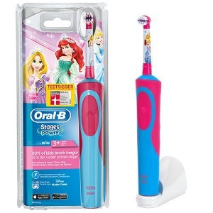 Braun Oral-b Stages Power Kids Advance Power 900tx electric rechargeable toothbrush kids 5+ (d12...