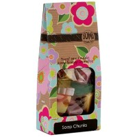 Bomb Cosmetics Finest Handmade Soaps Chunks Gift Set by Bomb Cosmetics