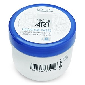 Loreal Techniart Deviation Paste Force 4 Deconstructing Paste 100ml [並行輸入品]