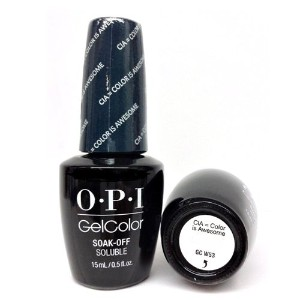 OPI GelColor - CIA = Color is Awesome - 0.5oz / 15ml