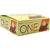 ISS Research Oh Yeah One Bar, Pumpkin Pie, 12 Count (2.12oz per bar/25.44 oz per box ) by ISS...