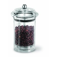Cole & Mason Solo Precision Pepper Mill, Peppercorns Included by Cole & Mason