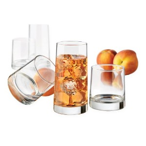 Cabos 16 Piece Glass Set by Libbey