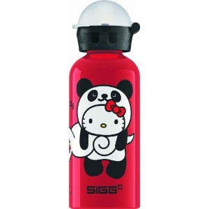 SIGG Hello Kitty Panda Water Bottle 水筒 400ml ハローキティ レッド