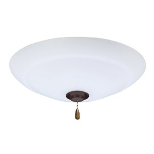 Emerson Ceiling Fans LK180ORB Riley Ceiling Fan Light Fixture by Emerson