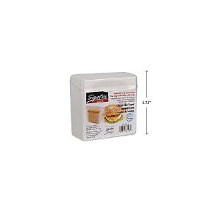 Cheese Slice Keeper 3.75x2x3.75 by CTG
