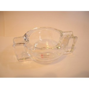 "[DULTON]ダルトン Glass ashtray ""2rest"""
