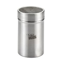 Cake Boss Collection Powder Sugar Shaker Tool with Lid by Cake Boss