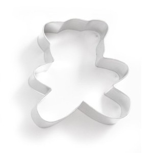 The American Cookie Cutter Company Teddy Bear Cookie Cutter by Ann Clark Cookie Cutters