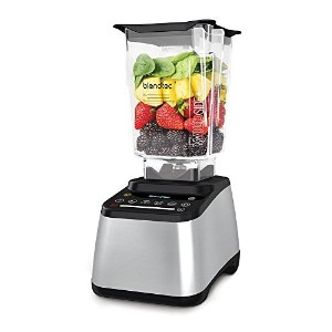 Blendtec Designer 725 with WildSide Jar, Stainless Steel on Black by Blendtec [並行輸入品]