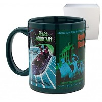 Disney Parks Attraction Poster Teal Mug - Exclusive & Limited Availability by Disney Parks