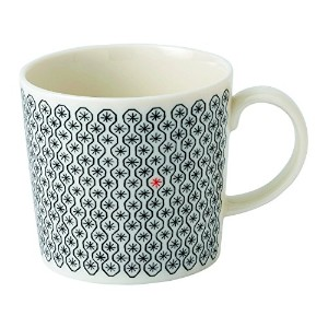 Royal Doulton Charlene Mullen Foulard Star Mug by Royal Doulton