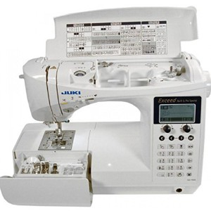 Juki HZL-F600 Computerized Sewing and Quilting Machine by JUKI
