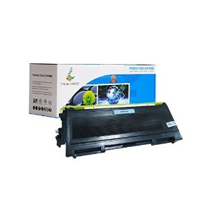 TRUE IMAGE Compatible Brother TN350 TN-350 Toner Cartridge (Black, 1 Pack) by TRUE IMAGE