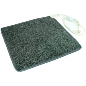 Cozy Products CT Cozy Toes Carpeted Foot Warming Heater for Under Desks and More by Cozy Products