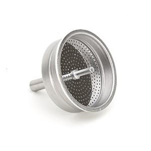 Bialetti: Mukka 2-Cups Replacement (1 funnel filter) [ Italian Import ]