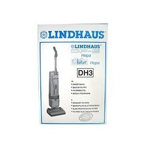 Lindhaus dh3ペーパーバッグ+フィルタ