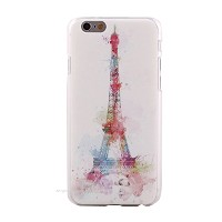 Generic (ジェネリック) Girlish Otome-chic skin case for iPhone 6plus (5.5inch) Paris(パリ)
