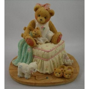 "Cherished Teddies – "" I ' m a Little Darling "" – 音楽ボックス# 128058"