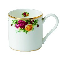 Royal Albert Old Country Roses Modern Mug, Multicolor by Royal Albert