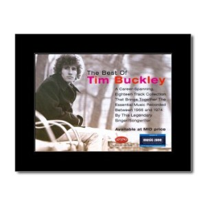 TIM BUCKLEY - The Best Of Mini Poster - 21x13.5cm