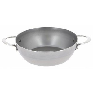 Mineral B Element 9.45 Non-Stick Frying Pan Size: 9.45 by De Buyer