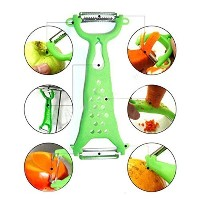Vegetable Fruit Peeler Parer Julienne Cutter Slicer Gadgets Helper by Focalwanna