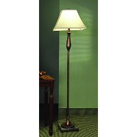 Coaster Home Furnishings 901204 Transitional Lamp, Bronze by Coaster Home Furnishings