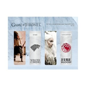 SD toys - Marque page Magnétique Game of Thrones Set D - 8436541020627