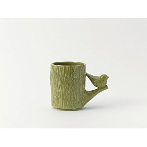 CEMENT/Perch Cup(パーチカップ) perch with Kotori / green