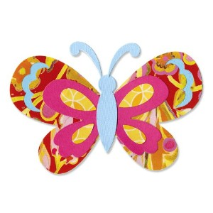 Sizzix Sizzlits Die - Butterfly Layers by Dena Designs by Sizzix