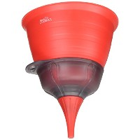 Miles Kimball Multi-Function 3-in-1 Funnel from Handy Gourmet by Miles Kimball
