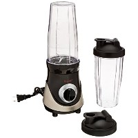 BRAVIT Professional On the Go Blender Stainless Steel with Multi Function Including Pulse Blend and...